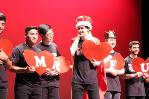 Josh Wolfe crowned Mr. Fullerton 2018