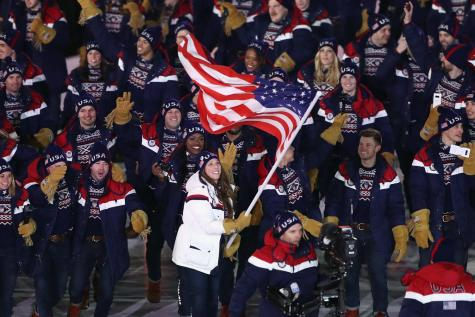 2018 Winter Olympic impact on students