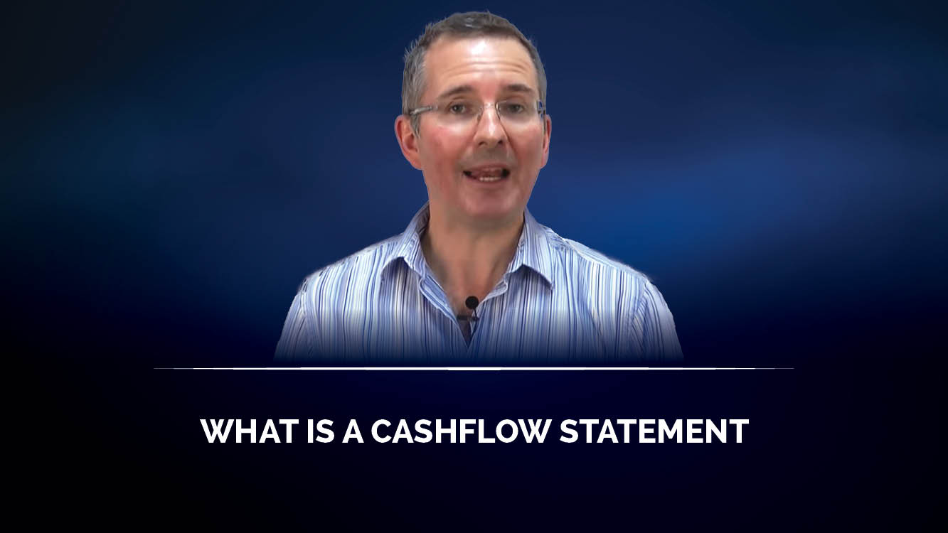 What is a cash flow statement?