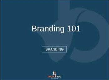 The brands intro to branding