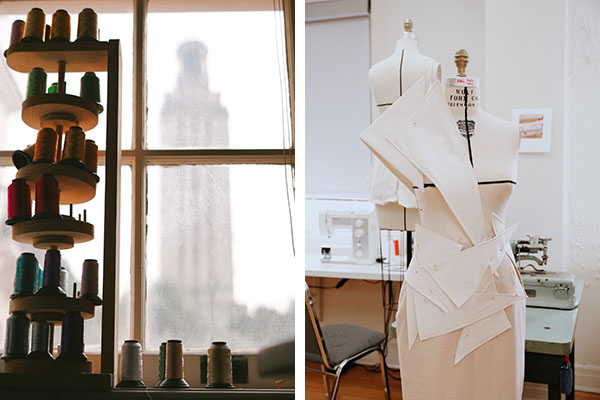 University Of Texas Design Students Prep For Their Upcoming Fashion Show Matrix Tribeza