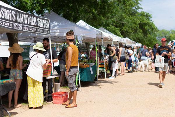 Top Summer Farmers Markets
