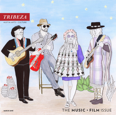 March 2015 | Music + Film Issue