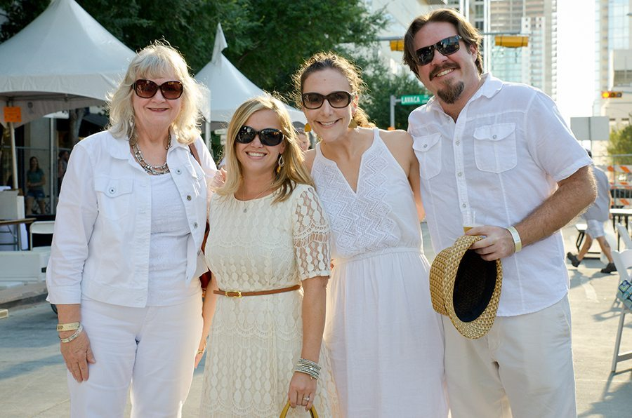 White Linen Night - TRIBEZA