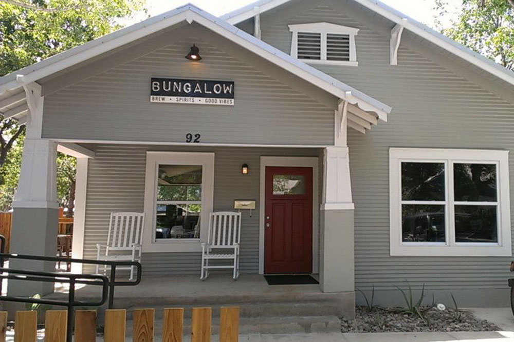bungalow austin rainey bar