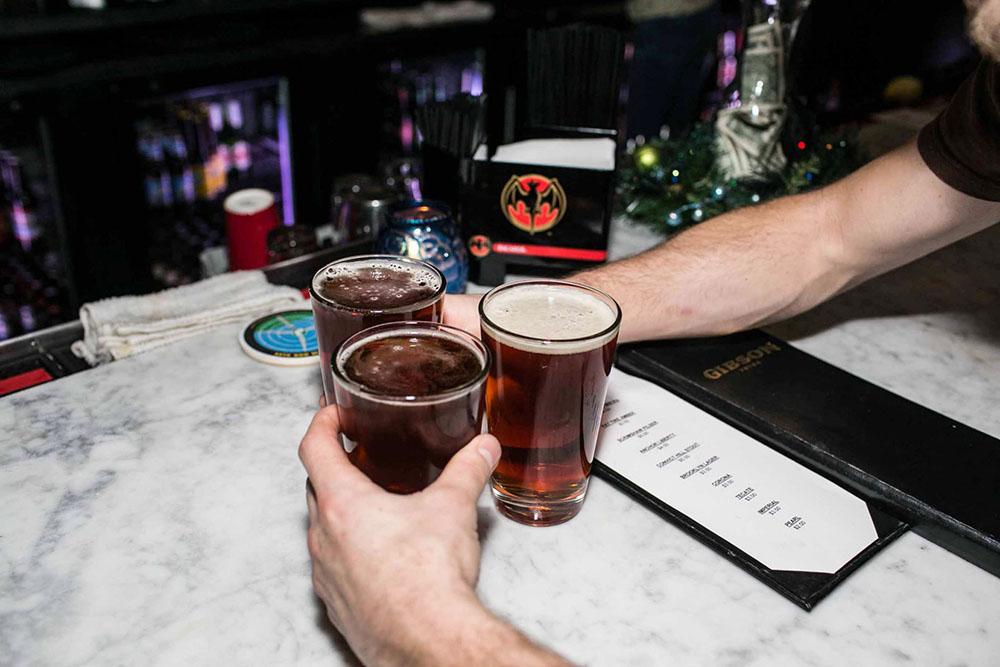 Gibson Street Bar austin