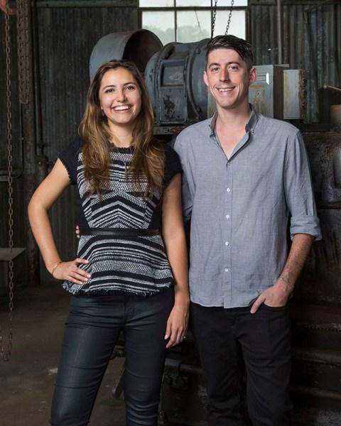 Stephanie and Ryan Lemmo Tribeza