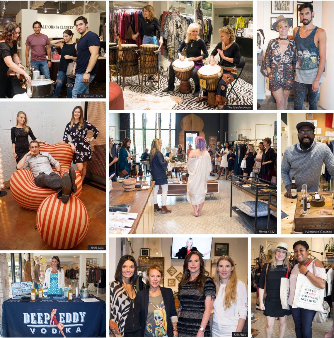 Tribeza Style Week District Days