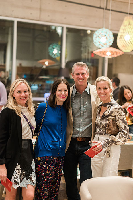 tribeza interiors tour party