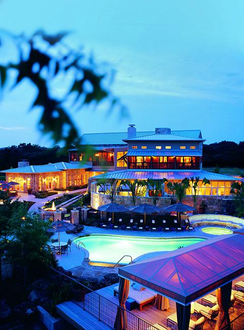 lake austin spa tribeza resort