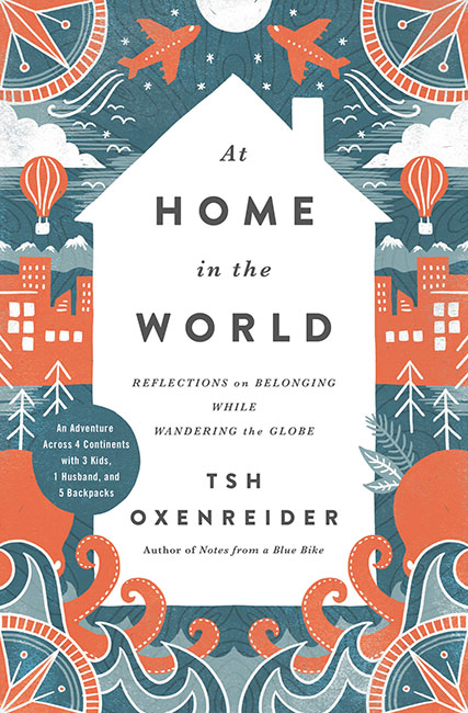 tsh oxenreider tribeza talk home