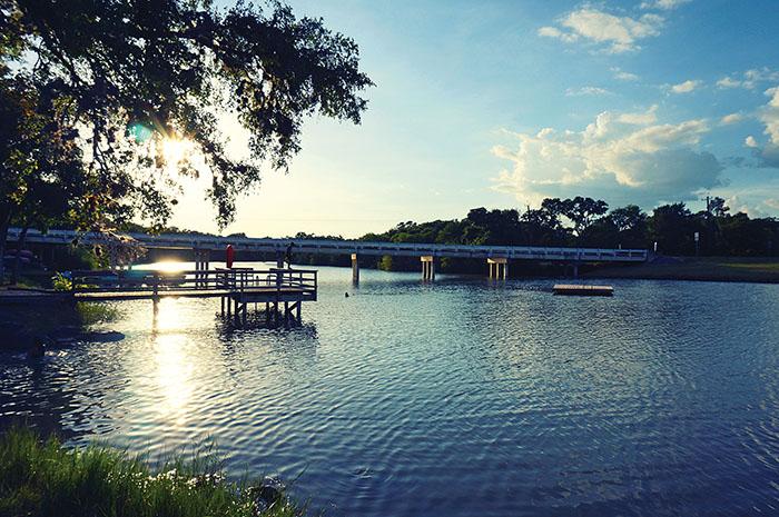 Palmetto tribeza park travel swimming