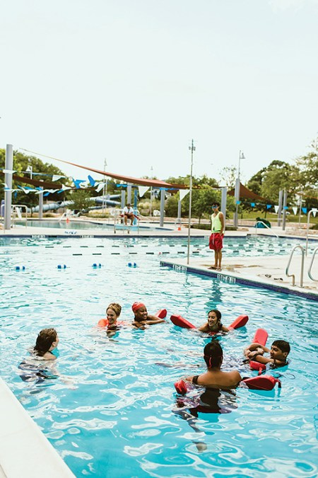 forklift danceworks austin pool tribeza