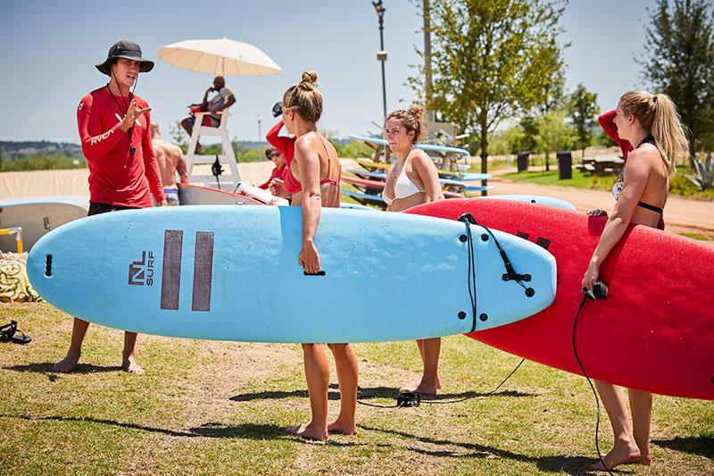 nland surf austin atx