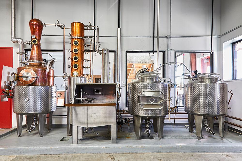 still austin whiskey brewery