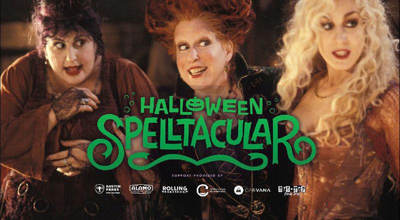 austin parks foundation halloween spelltacular hocus pocus