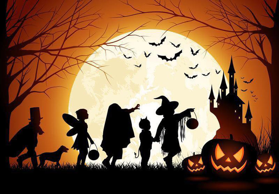 austin halloween tribeza