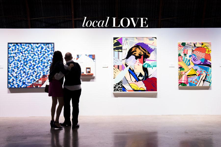 local love austin art shows