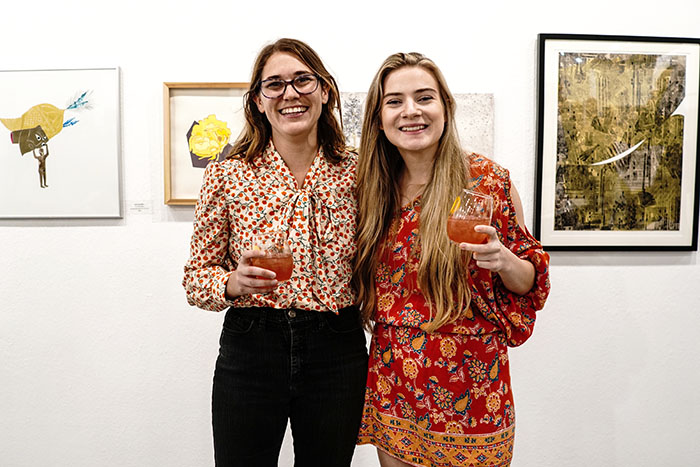 red dot art spree women work austin