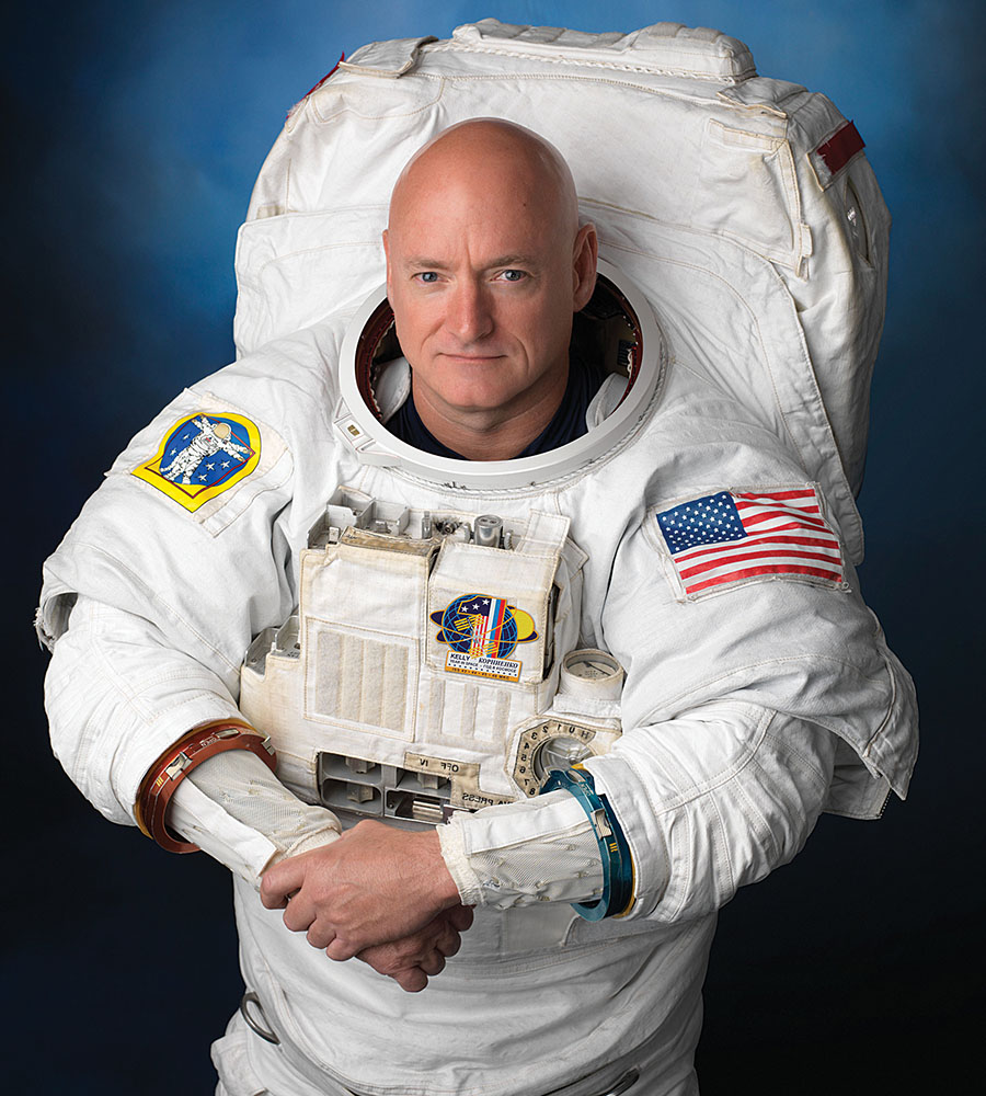 scott kelly astronaut austin paramount theatre space