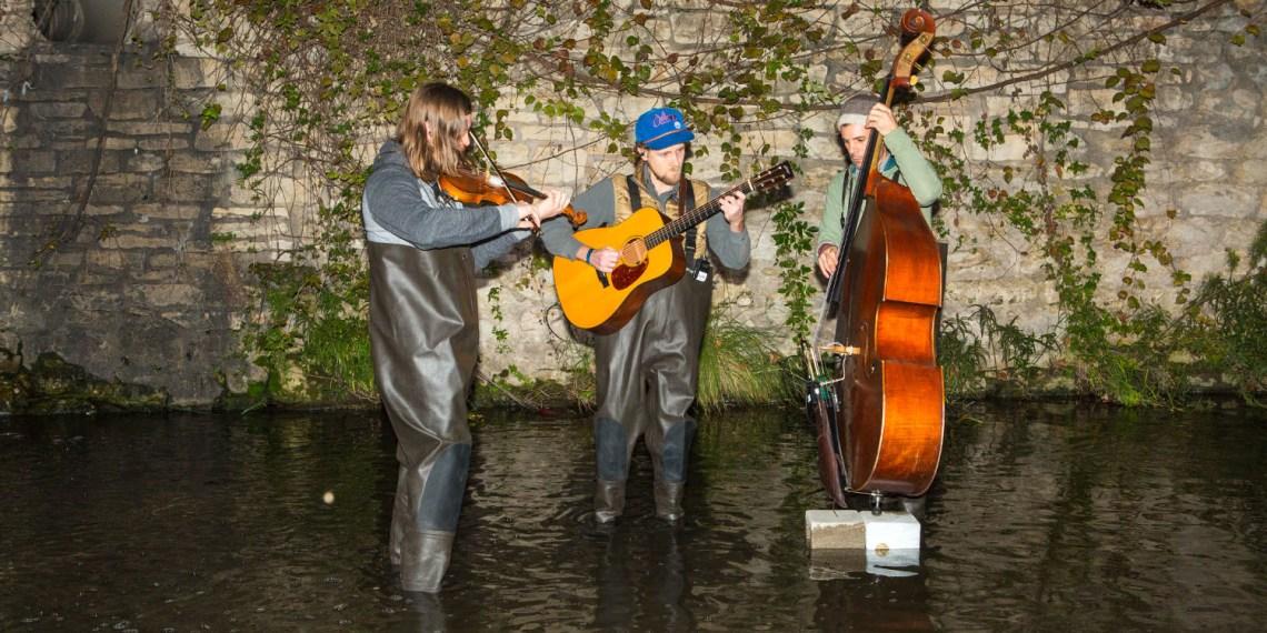creek show waller first light