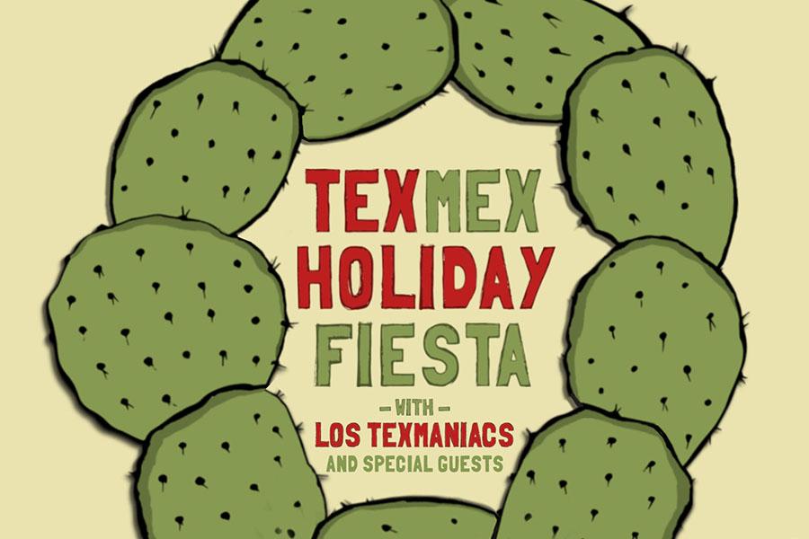 texmex holiday fiesta austin acl live los texmaniacs