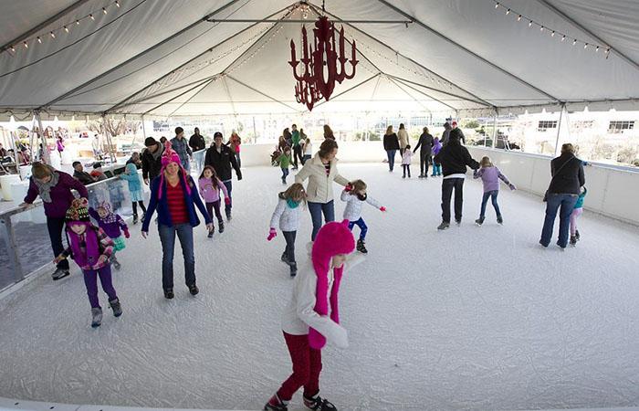 ice skating austin whole foods plaza
