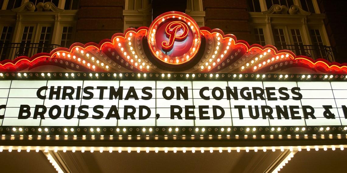 paramount theatre christmas congress austin