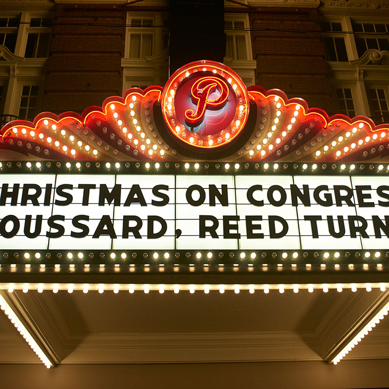 paramount theatre christmas congress austin