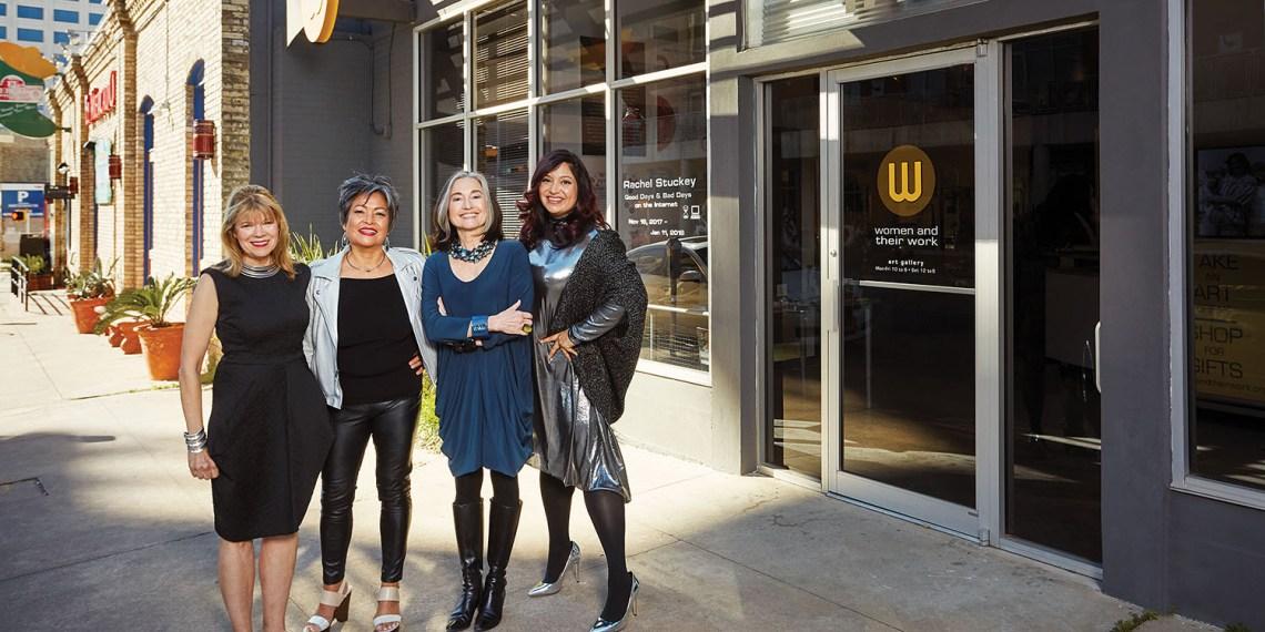 women work austin gallery