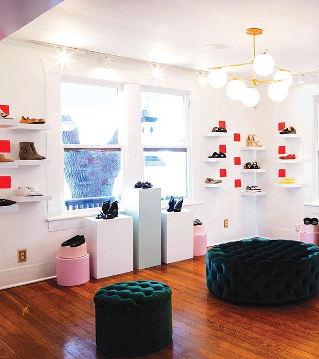 art of shoes austin