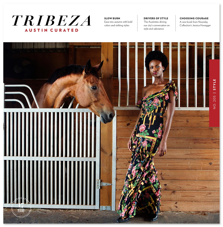Tribeza September Style Issue 2018