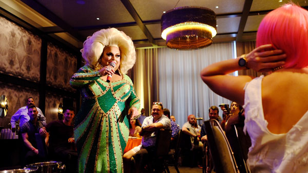 kimpton hotel van zandt austin pride drag brunch
