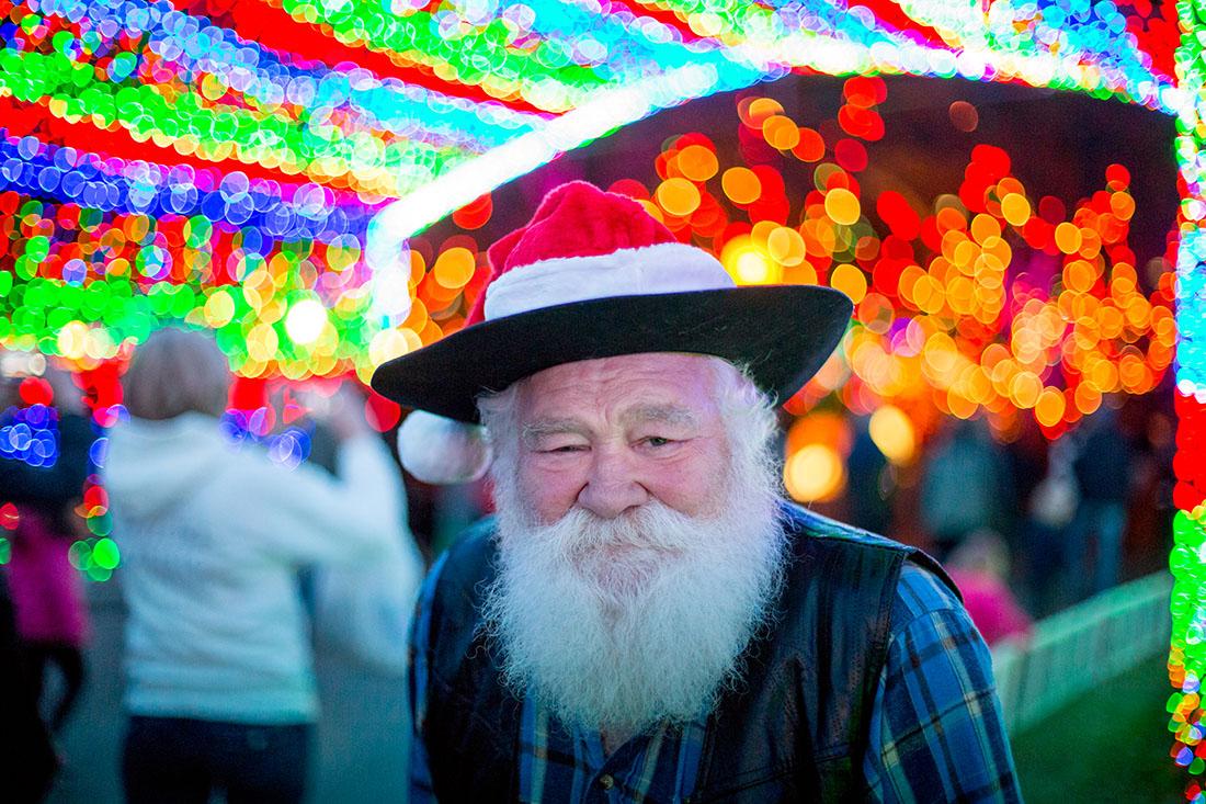 austin trail of lights zilker park atx holiday events