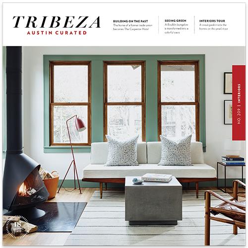 tribeza january interiors 2019 austin