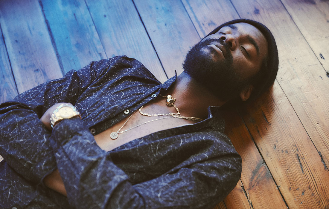 gary clark jr, chosen one, tribeza