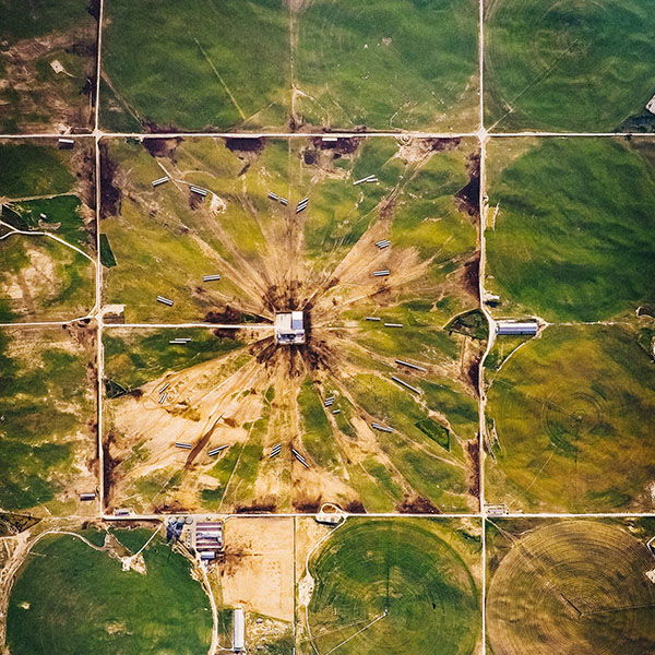 Art Pick: Texas From Above
