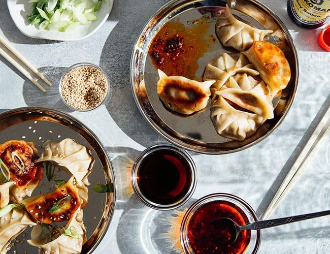 Austin in a Pocket: Steamies Dumplings
