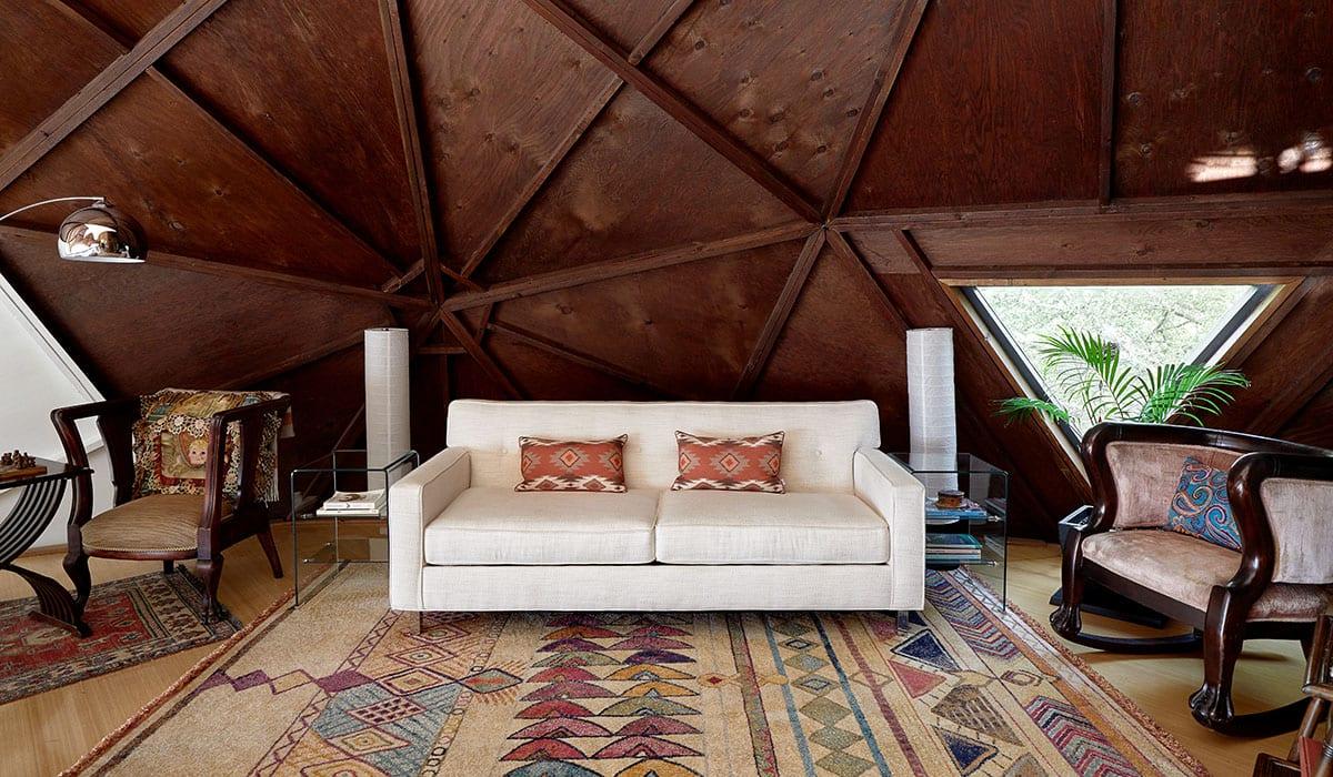 Austin Geodesic Dome Home