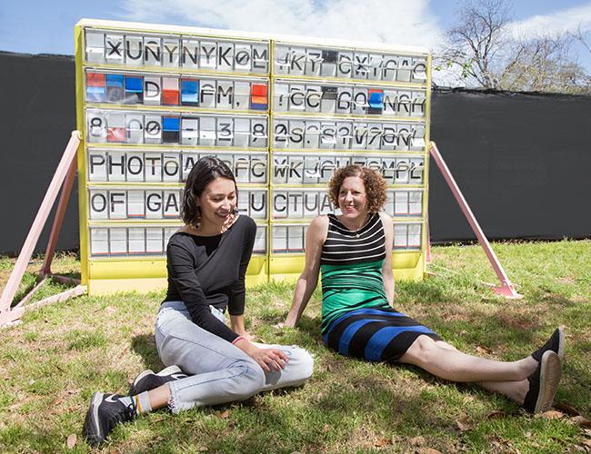 Listening In: Naho Matsuda & Melissa Borrell