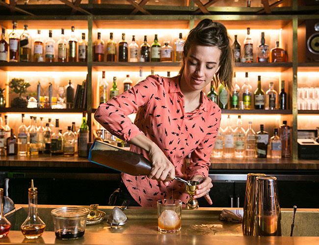 Kindred Spirits: Fat-Washed Cocktails