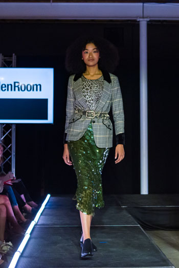 Lookbook Live 2019: The Garden Room