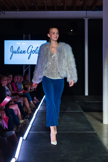 Lookbook Live 2019: Julian Gold