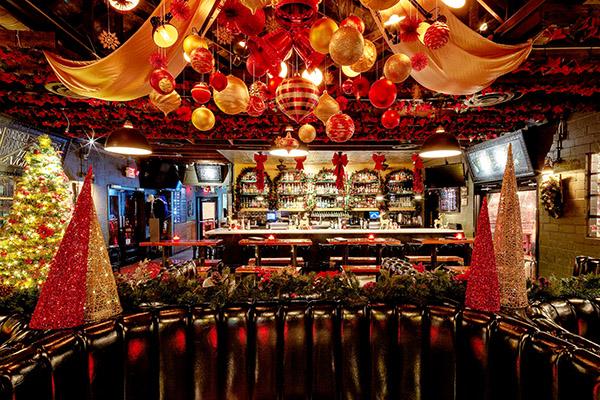 Austin Holiday Pop Up Bars