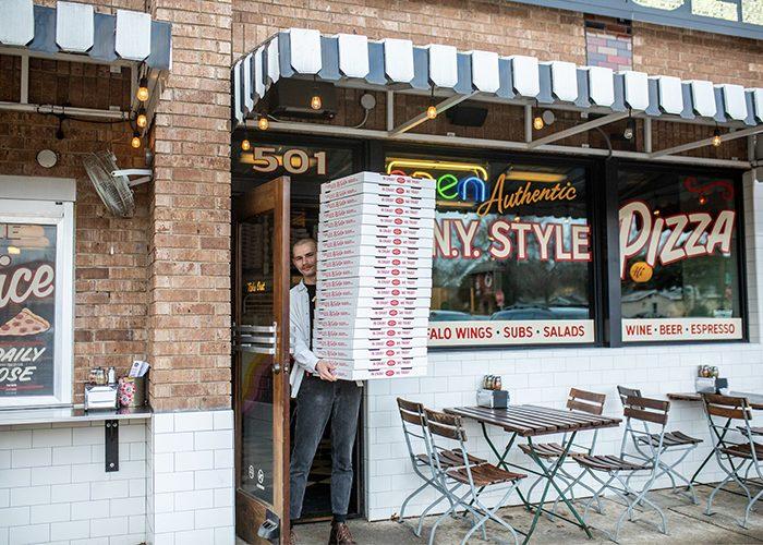 Austin Restaurant Delivery