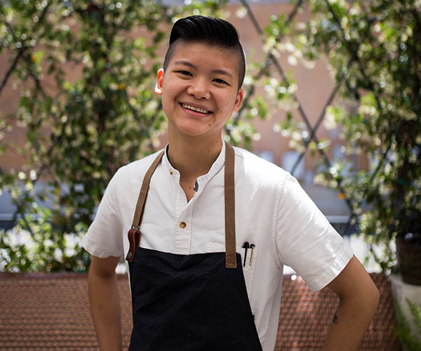 Eberly Exexutive Chef Jo Chan