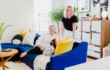 Austin Designers Bri Ussery and Jessica Knopp on Dor Design House Partnership