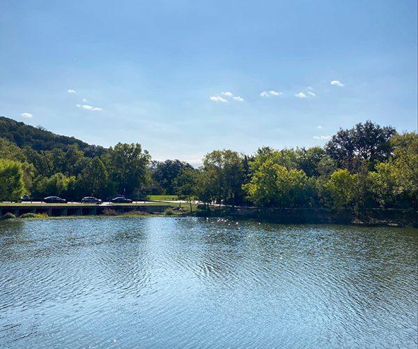 Austin Hiking: River Place Nature Trail