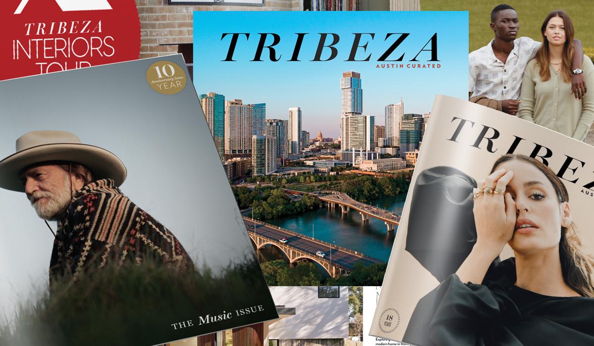 Tribeza's 20th Anniversary