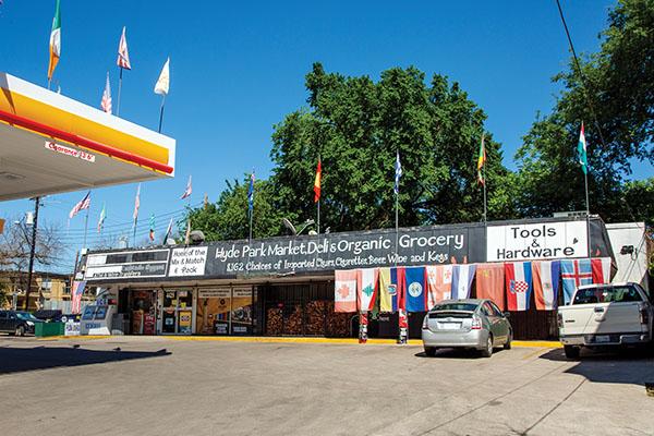 Hyde Park Flag Store